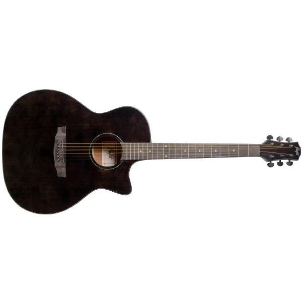 Акустическая гитара Flight GA-150 Black