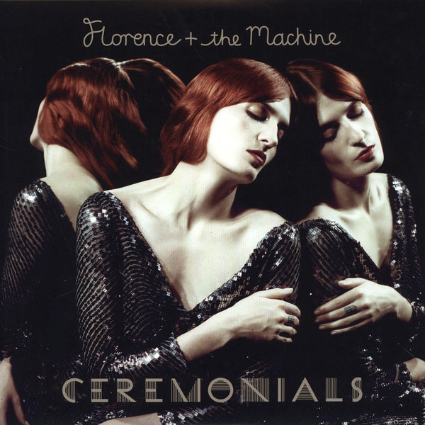 Florence And The Machine Florence And The Machine - Ceremonials (2 LP) hand operate branding machine leather printer creasing machine hot foil stamping machine marking press embossing machine 5x7cm