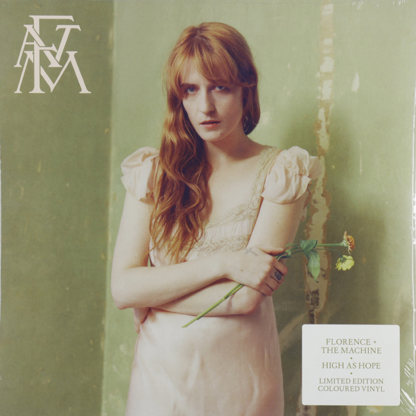 Florence And The Machine Florence And The Machine - High As Hope (colour) florence and the machine berlin