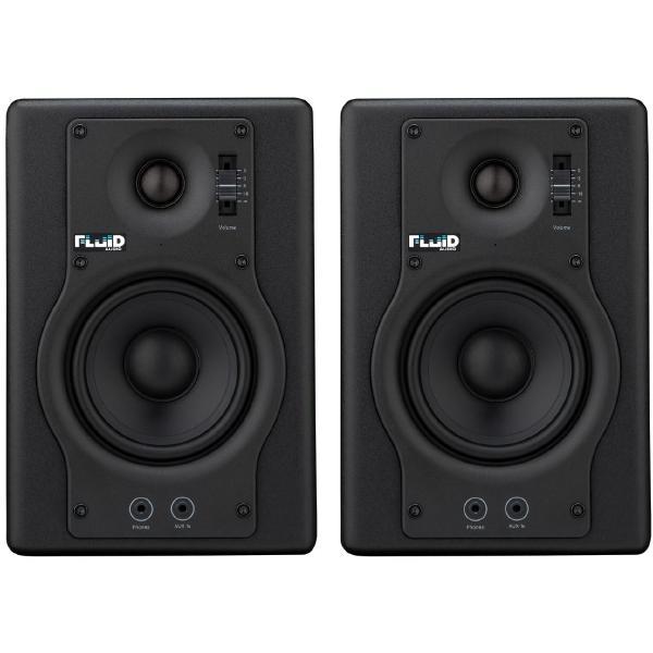Мониторы для мультимедиа Fluid Audio F4