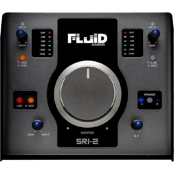 Внешняя студийная звуковая карта Fluid Audio SRI-2