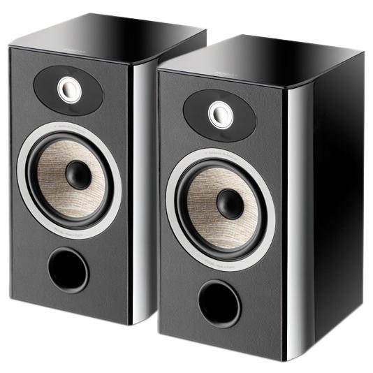 Полочная акустика Focal Aria 906 Black High Gloss фото