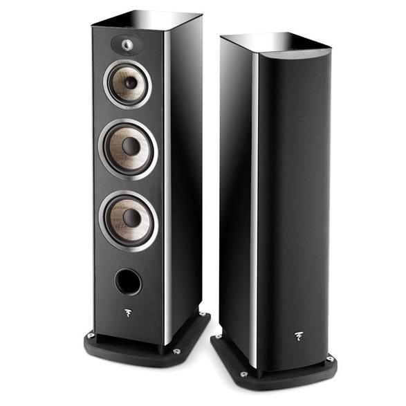 Напольная акустика Focal Aria 948 Black High Gloss (уценённый товар)
