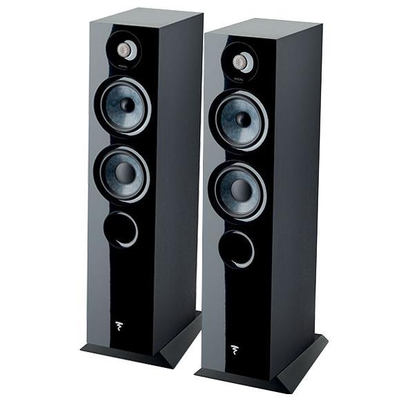 Напольная акустика Focal Chora 816 Black (уценённый товар)