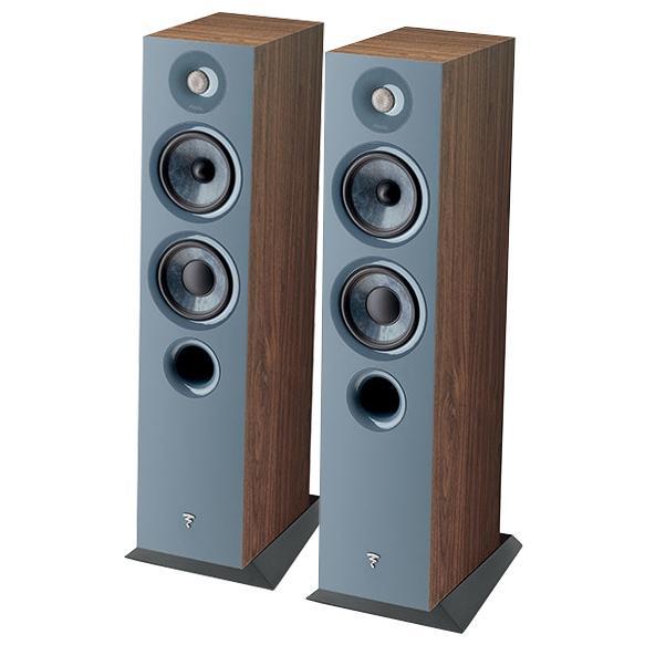 Напольная акустика Focal Chora 816 Dark Wood (уценённый товар)