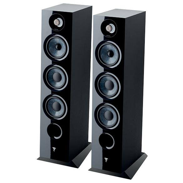 Напольная акустика Focal Chora 826 Black (уценённый товар)