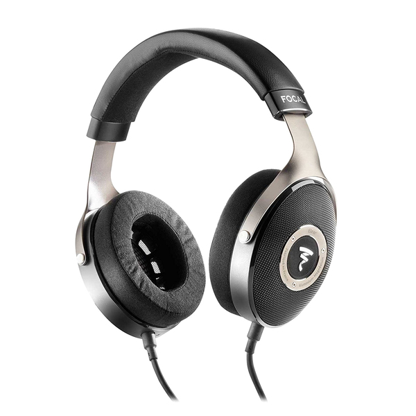 Охватывающие наушники Focal Elear Black/Silver focal jmlab alpha 80