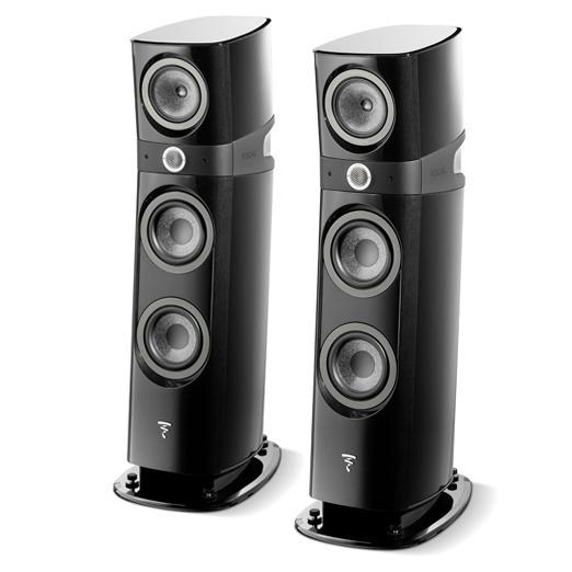 цена на Напольная акустика Focal Sopra №2 Black Lacquer