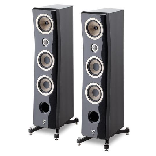 цена на Напольная акустика Focal Kanta №2 Black Lacquer