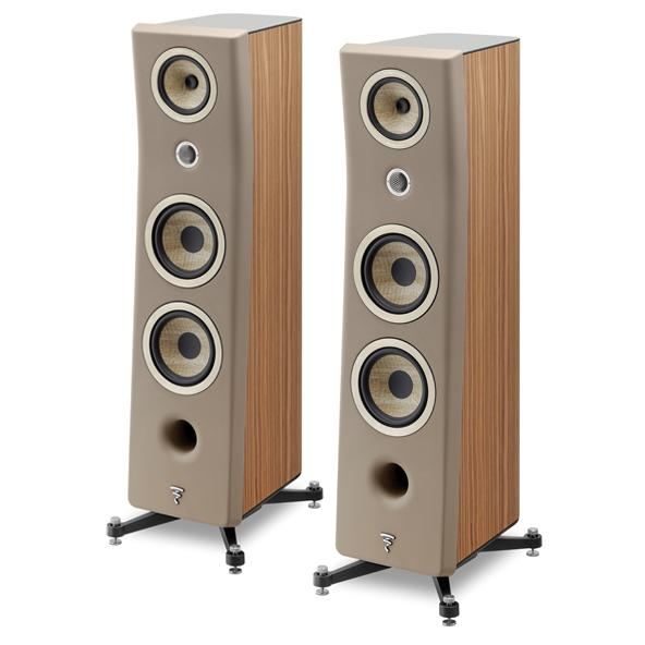 Напольная акустика Focal Kanta №3 Walnut Warm Taupe (уценённый товар)