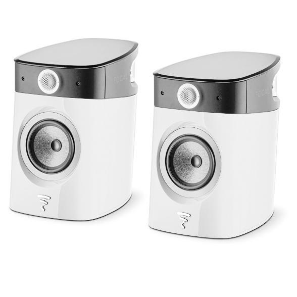 Полочная акустика Focal Sopra №1 Carrara White