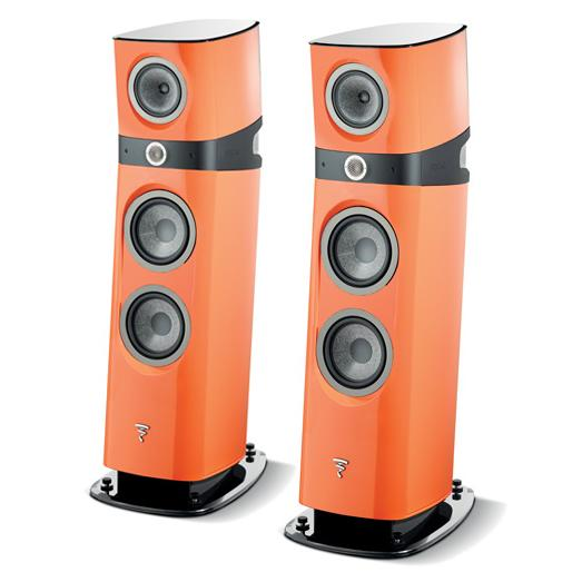 Напольная акустика Focal Sopra №3 Electric Orange