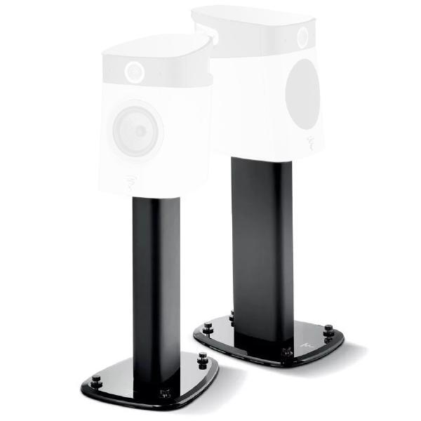 Фото - Стойка для акустики Focal Sopra Stand Black/Silver стойка для акустики elac stand ls 50 satin white