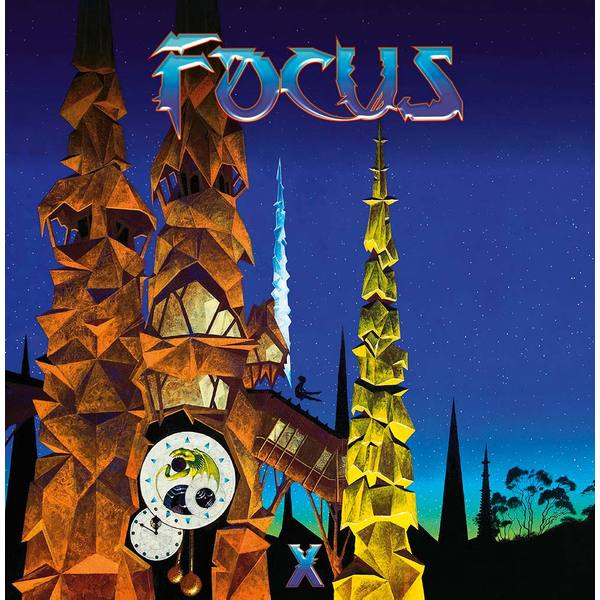 FOCUS - X (colour)