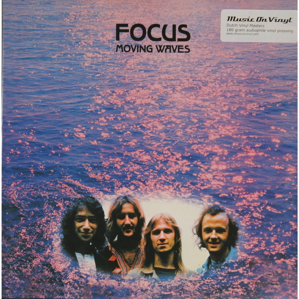 FOCUS - Moving Waves (180 Gr)