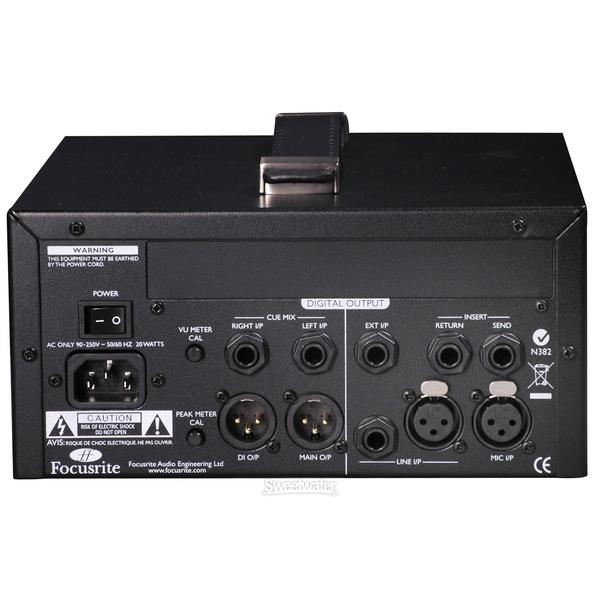 Микрофонный предусилитель Focusrite от Audiomania