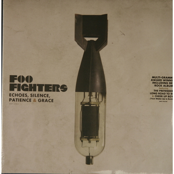 Фото Foo Fighters Foo Fighters - Echoes, Silence, Patience Grace (2 LP)