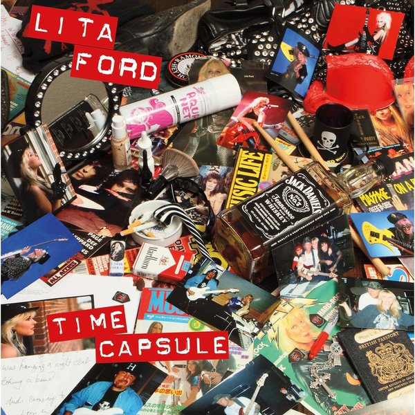 Ford Lita - Time Capsule (lp+cd)