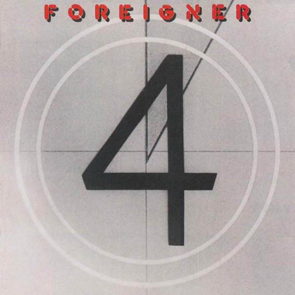 Foreigner Foreigner - 4 цены онлайн