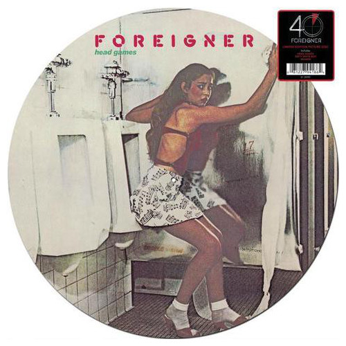 Foreigner Foreigner - Head Games foreigner foreigner 40