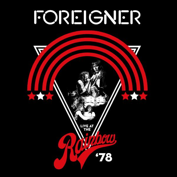 Foreigner Foreigner - Live At The Rainbow '78 (2 LP) foreigner rockin at the ryman