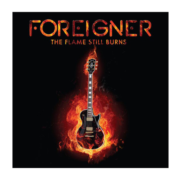 Foreigner Foreigner - The Flame Still Burns (10 )