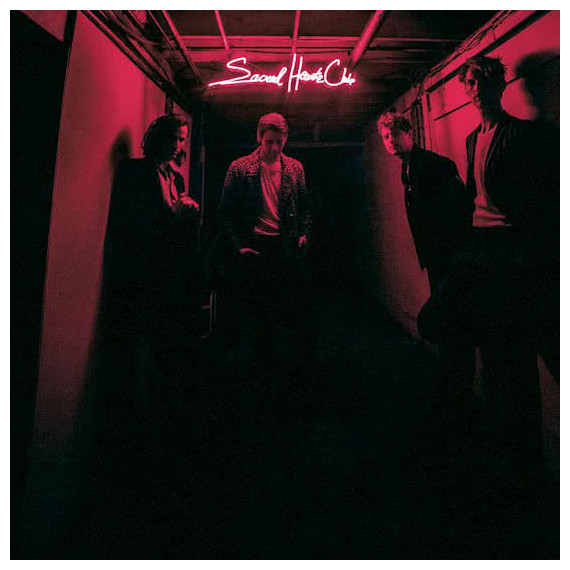 Foster The People Foster The People - Sacred Hearts Club