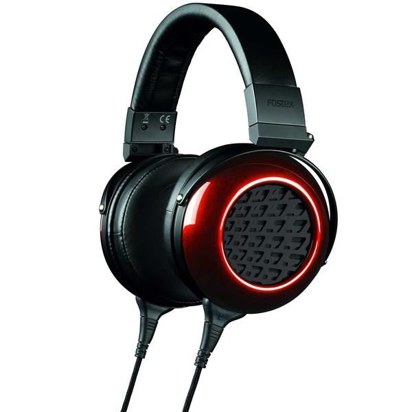 Охватывающие наушники Fostex TH909 Red fostex t40rpmk3 наушники