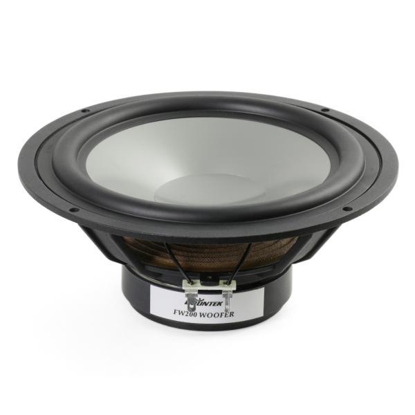 Динамик СЧ/НЧ Fountek FW200 Black динамик широкополосный fountek fr135ex black