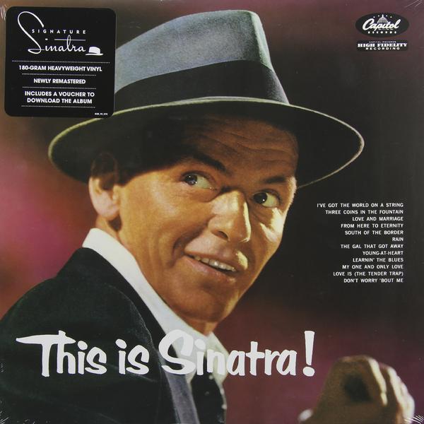 Frank Sinatra Frank Sinatra - This Is Sinatra! (180 Gr) цена