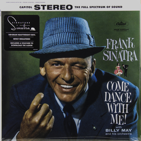 Frank Sinatra Frank Sinatra - Come Dance With Me (180 Gr) hoco original bluetooth headphones with microphone wireless headset bluetooth gamer music pc for iphone samsung xiaomi headphone