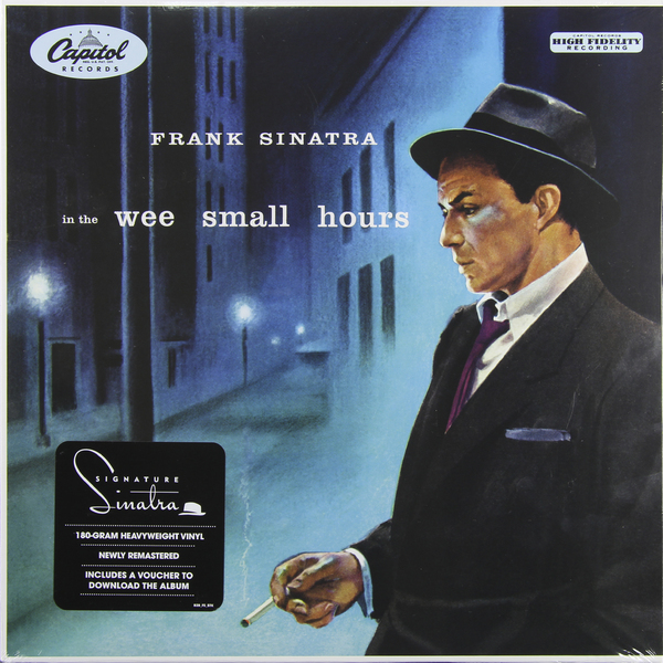 Frank Sinatra Frank Sinatra - In The Wee Small Hours (180 Gr) guano apes guano apes proud like a god 180 gr colour