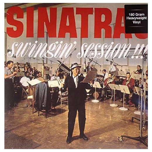 цены на Frank Sinatra Frank Sinatra - Sinatra's Swingin Session (180 Gr) в интернет-магазинах
