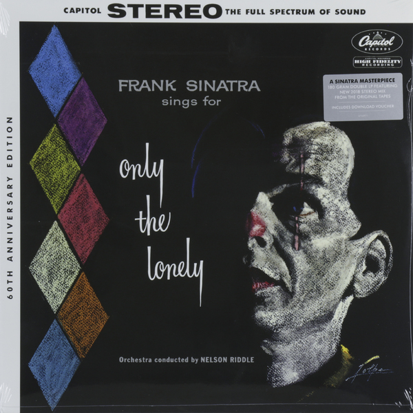 Frank Sinatra - Sings For Only The Lonely (2 Lp, 180 Gr)