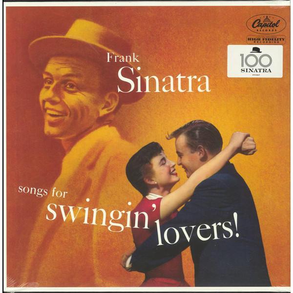 Frank Sinatra Frank Sinatra - Songs For Swingin' Lovers frank sinatra frank sinatra great songs from great britain 180 gr