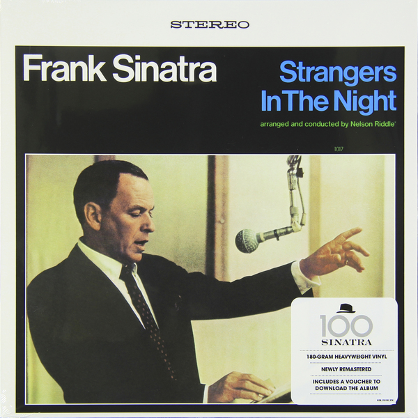 Frank Sinatra Frank Sinatra - Strangers In The Night gaffikin frank planning in divided cities
