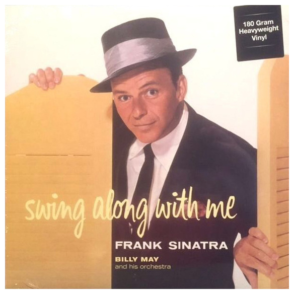 Frank Sinatra Frank Sinatra - Swing Along With Me шарф frank q
