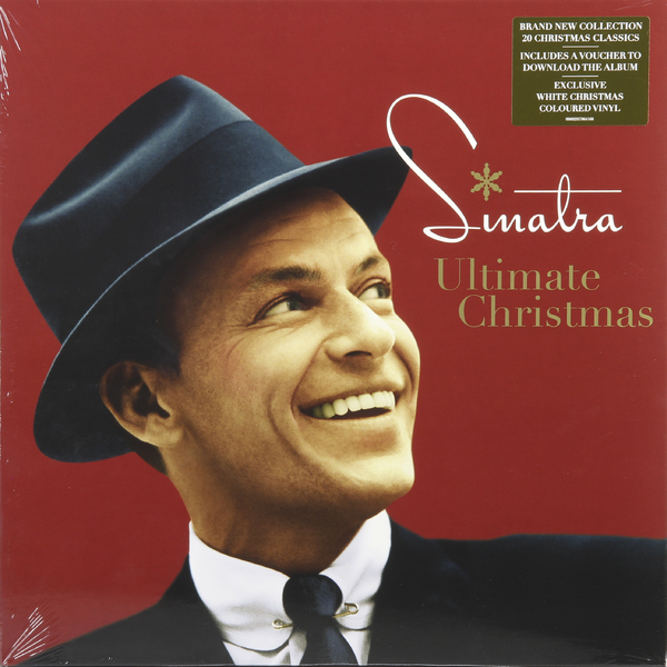 Frank Sinatra Frank Sinatra - Ultimate Christmas (2 Lp, Colour) christmas lp cd
