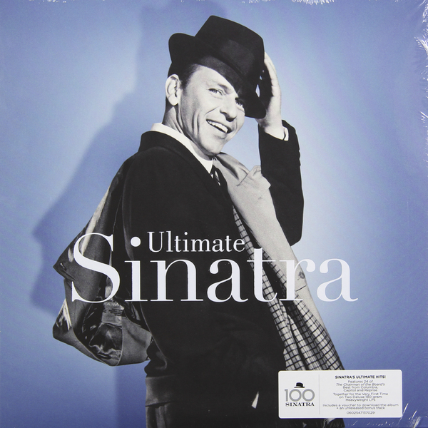 Frank Sinatra Frank Sinatra - Ultimate Sinatra (2 LP) цена