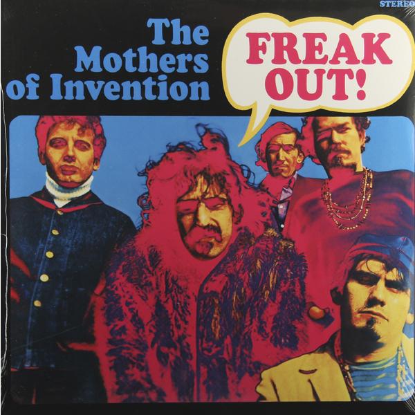 Фото - Frank Zappa Frank Zappa - Freak Out! (2 Lp, 180 Gr) frank zappa frank zappa joe s garage 3 lp