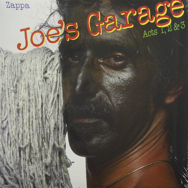Frank Zappa Frank Zappa - Joe's Garage (3 LP) frank zappa joe s garage acts 1 2