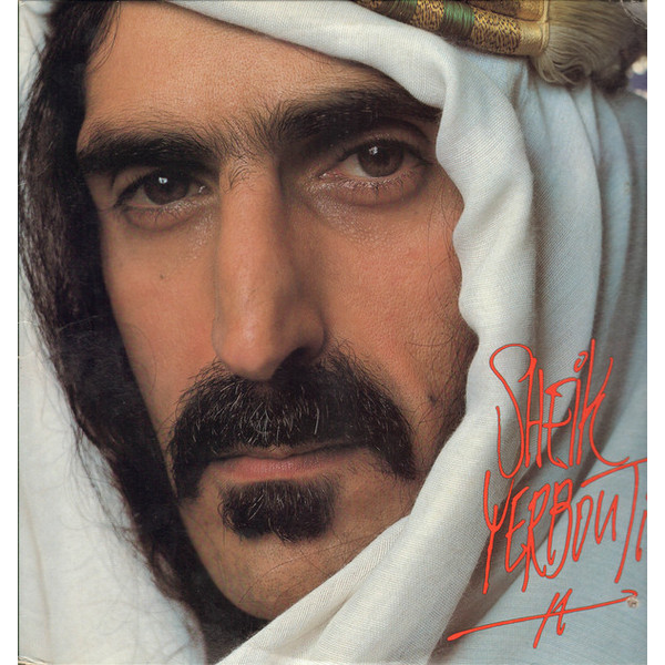Frank Zappa Frank Zappa - Sheik Yerbouti (2 LP) frank zappa joe s garage acts 1 2