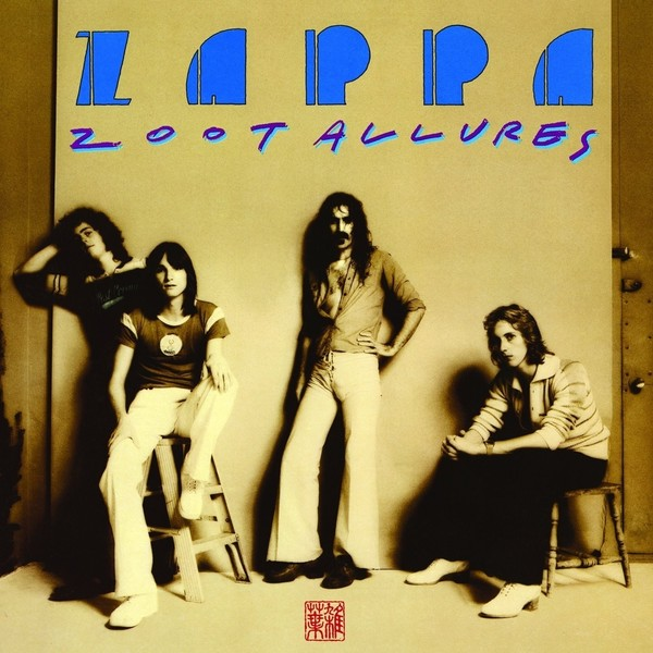 Frank Zappa Frank Zappa - Zoot Allures frank zappa frank zappa we re only in it for the money