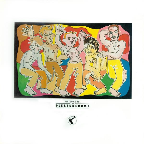 Frankie Goes To Hollywood - Welcome The Pleasuredome (2 LP)