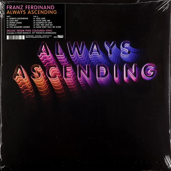 Franz Ferdinand Franz Ferdinand-always Ascending franz ferdinand franz ferdinand tonight franz ferdinand deluxe edition 6 lp 2 cd dvd