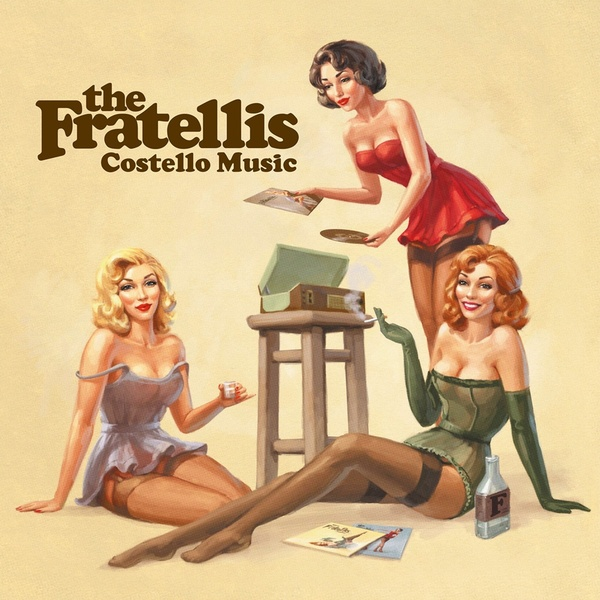 Fratellis Fratellis - Costello Music мужские часы junkers jun 61702