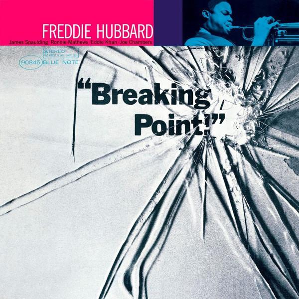 Freddie Hubbard Freddie Hubbard - Breaking Point недорго, оригинальная цена