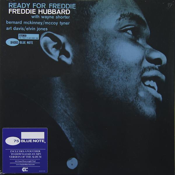 Freddie Hubbard Freddie Hubbard - Ready For Freddie (180 Gr) недорго, оригинальная цена