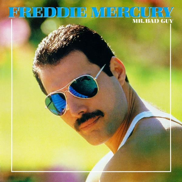 Freddie Mercury Freddie Mercury - Mr. Bad Guy freddie mercury freddie mercury mr bad guy