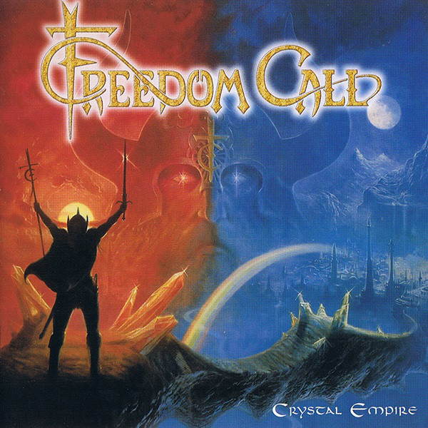 Freedom Call Freedom Call - Crystal Empire (2 Lp, Colour)